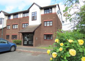 Thumbnail 1 bed flat for sale in Foxglove Way, Hackbridge, Surrey