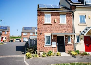 Thumbnail 2 bed end terrace house for sale in Clover Hill Drive, Loftus, Saltburn-By-The-Sea