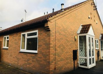 Thumbnail 1 bed bungalow to rent in Park View Way, Mansfield