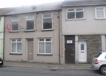 Thumbnail 3 bed flat for sale in William Street, Ystrad, Rhondda Cynon Taff