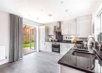Thumbnail 3 bed detached house for sale in Crow Lane, Ringwood, Hampshire