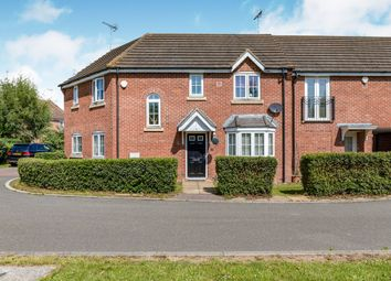 4 bed link-detached house for sale in Redshank Way, Hampton Vale, Peterborough PE7