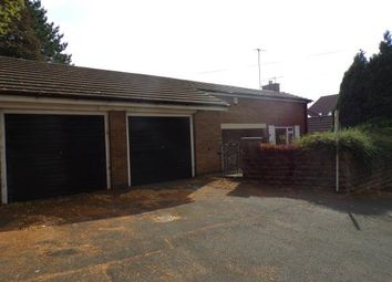 Thumbnail 3 bed bungalow for sale in Shirley Road, Mapperley Park, Nottingham, Nottinghamshire