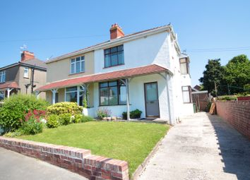 Thumbnail 3 bed semi-detached house for sale in Downton Road, Rumney