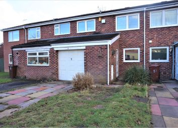 Thumbnail 2 bed terraced house for sale in Greenacres Drive, Manchester
