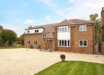 Thumbnail 5 bed detached house for sale in Weedon Hill, Hyde Heath, Amersham, Buckinghamshire