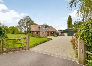 Thumbnail 5 bed detached house for sale in Lockerley, Near Romsey, Hampshire