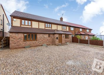 Thumbnail 4 bed semi-detached house for sale in Stondon Road, Ongar