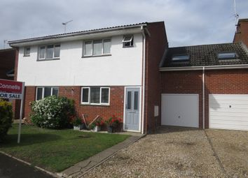 3 bed semi-detached house for sale in Hop Close, Poole BH16