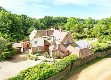 Thumbnail 5 bed detached house for sale in Shappen Bottom, Burley, Ringwood, Hampshire