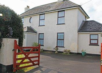 Thumbnail 3 bed detached house for sale in Balls Corner, Burrington, Umberleigh, Devon