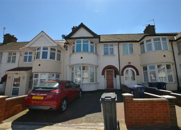 Thumbnail 3 bed terraced house for sale in Eastcote Avenue, Greenford, Greater London