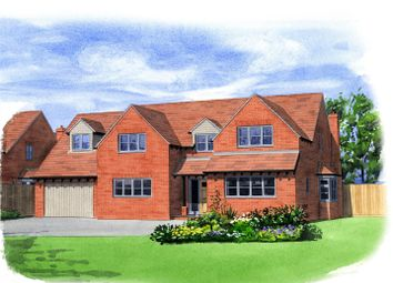 Thumbnail 5 bed detached house for sale in Common View, Main Street, Grove, Wantage