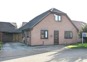 Thumbnail 3 bed detached house for sale in Hinch Garth, Roos, East Yorkshire HU12 0Hr