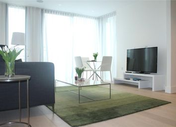 Thumbnail 2 bed flat to rent in 3 Merchant Square, London