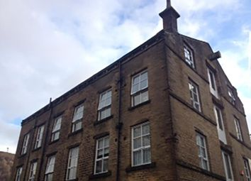 Thumbnail 1 bed flat for sale in Dispensary Walk, Halifax, West Yorkshire
