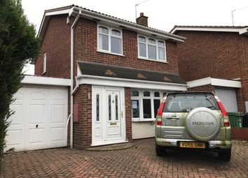 Thumbnail 3 bed detached house for sale in Baxter Road, Brierley Hill