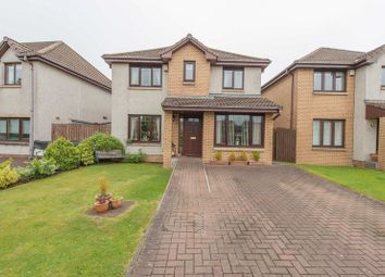 Thumbnail 4 bed detached house for sale in Inch Wood Avenue, Bathgate