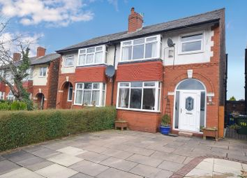 3 bed semi-detached house for sale in St. Lesmo Road, Edgeley, Stockport SK3