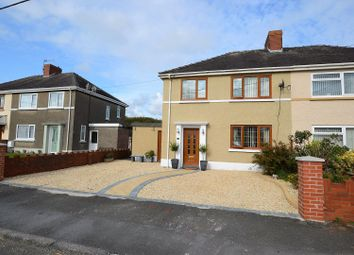Thumbnail 3 bed semi-detached house for sale in Brynymor, Burry Port