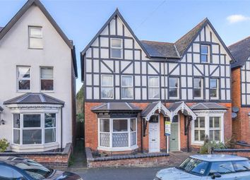 Thumbnail 5 bed semi-detached house for sale in Station Road, Harborne, Birmingham