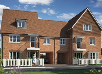Thumbnail 4 bed link-detached house for sale in Peters Village, Hall Road, Wouldham