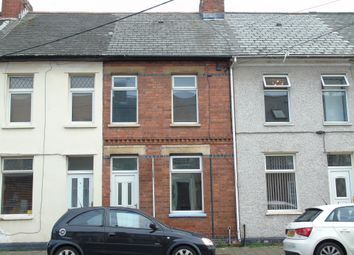 Thumbnail 3 bed terraced house for sale in Pill Street, Penarth