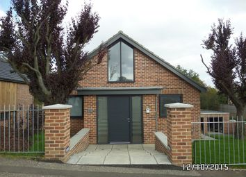 Thumbnail 4 bedroom detached house to rent in Willow Close, Wortwell, Harleston
