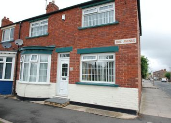 Thumbnail 2 bed terraced house for sale in Eric Avenue, Thornaby, Stockton-On-Tees