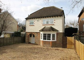 Thumbnail 3 bed detached house for sale in Dodsley Grove, Easebourne, Midhurst, West Sussex