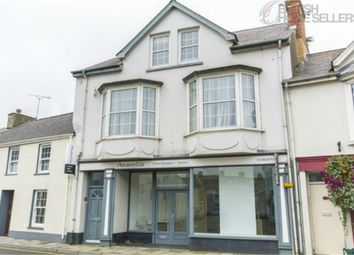 Thumbnail 3 bed flat for sale in West Street, Fishguard, Pembrokeshire