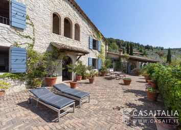 Thumbnail 4 bed villa for sale in Via S. Martino, 7, 05023 Civitella Del Lago Tr, Italy
