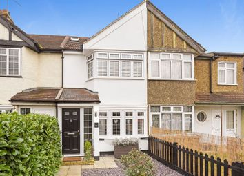 Thumbnail 3 bed terraced house for sale in Crofton Avenue, Bexley