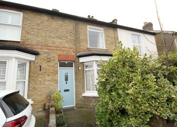 Thumbnail 2 bed terraced house for sale in Strode Street, Egham, Surrey