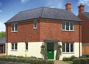 Thumbnail 3 bedroom end terrace house for sale in The Newbury, Barleythorpe Road, Oakham, Rutland