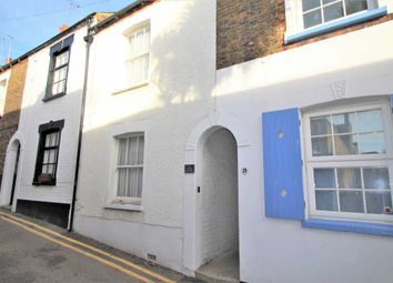 Thumbnail 2 bed terraced house to rent in Thanet Road, Broadstairs