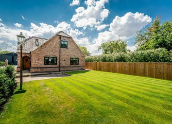 Thumbnail 4 bed detached house for sale in Main Road, Clenchwarton, King's Lynn, Norfolk