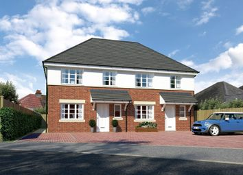 Thumbnail 3 bedroom semi-detached house for sale in Harford Road, Parkstone, Poole
