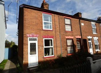 Thumbnail 2 bedroom end terrace house for sale in Camden Road, Ipswich