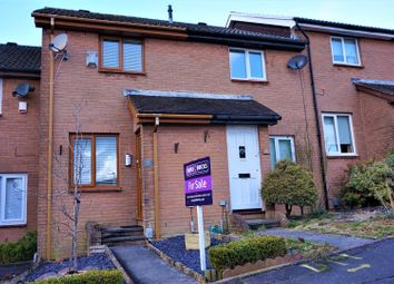 Thumbnail 2 bed terraced house for sale in Rhodfa'r Dryw, Parc Gwernfadog