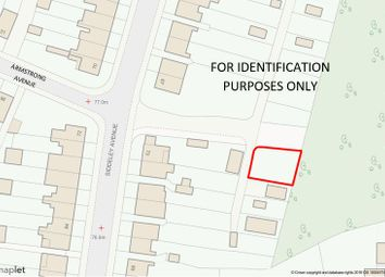 Thumbnail Land for sale in Parcel Of Land Off Siddeley Avenue, Lower Stoke, Coventry