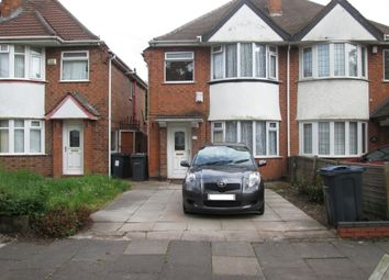 3 bed semi-detached house to rent in Arran Road, Hodge Hill, Birmingham B34