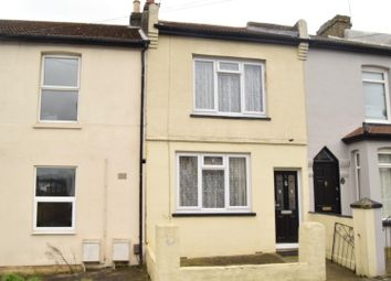 Thumbnail 2 bed terraced house for sale in Chaucer Road, Gillingham
