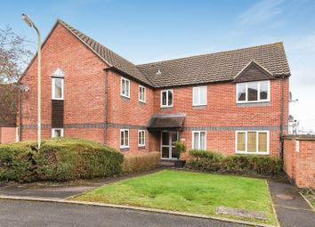 Thumbnail 2 bed flat for sale in All Saints Court, Didcot
