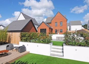 Thumbnail 5 bed detached house to rent in Brunel View, Exminster, Exeter