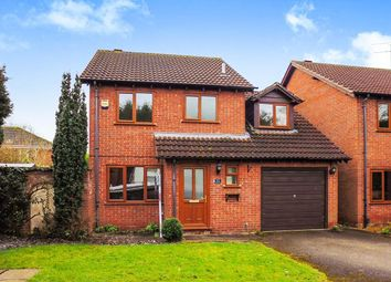Thumbnail 3 bed detached house to rent in Furlong Close, Weston, Stafford