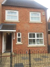 Thumbnail 3 bed terraced house for sale in Colossus Way, Bletchley, Milton Keynes, Buckinghamshire