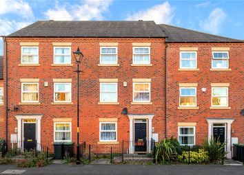 Thumbnail 4 bed town house for sale in Kinross Road, Sleaford, Lincolnshire