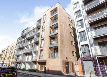 44 Bow Common Lane, London E3. 1 bed flat for sale