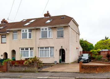 Thumbnail 4 bed end terrace house for sale in Stanley Avenue, Filton, Bristol